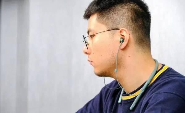 หูฟังอินเอียร์ไร้สาย Sony WI-H700