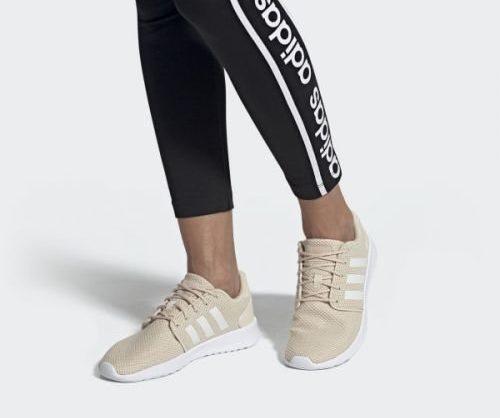 รองเท้าวิ่งผู้หญิง Adidas Cloudfoam QT RACER
