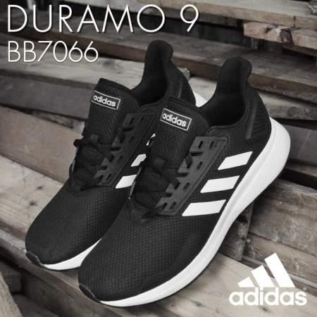 Adidas DURAMO 9 รองเท้าวิ่งผู้ชาย