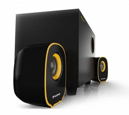 NUBWO USB Speaker 2.1 Mean Machine NS-030