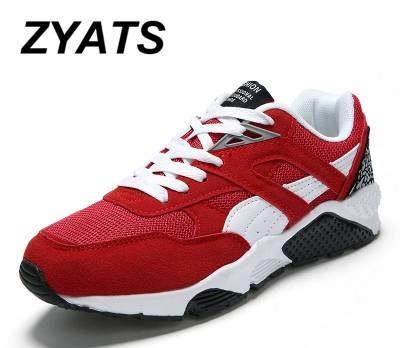 ZYATS 2019 รองเท้าตาข่ายสำหรับใส่เล่นกีฬา
