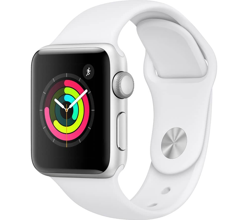 Apple Watch series 3 white