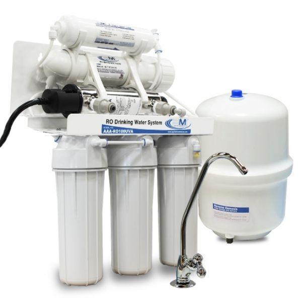 Fast Pure 7 RO UV เครื่องกรองน้ำ