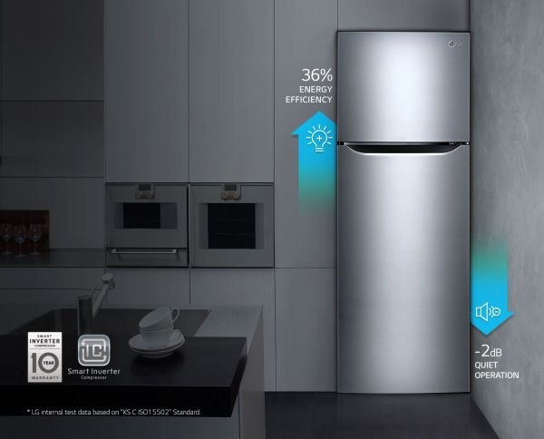 LG Smart Inverter Compressor