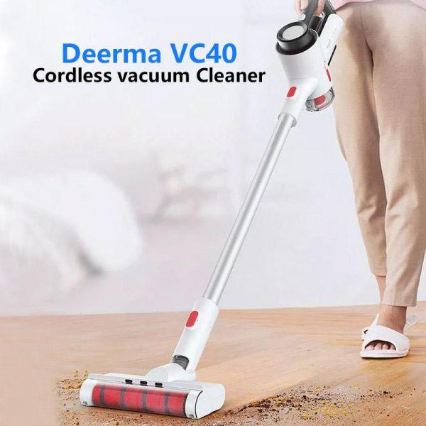 Deerma VC40 Household Cordless Vacuum Cleaner