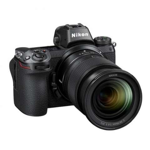 nikon mirrorless camera z7 kit
