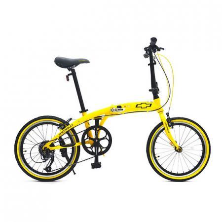 CHEVROLET จักรยานพับได้ 20 นิ้ว