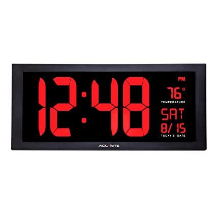 LED Digital Number Clock 2