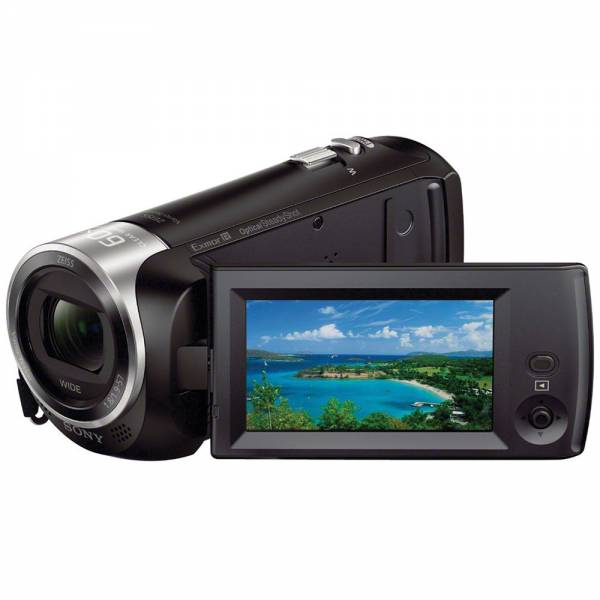 sony video camera HDR CX405