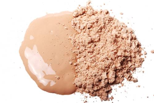 รองพื้นเปลี่ยนเป็นเนื้อแป้ง (Cream to Powder Foundation)