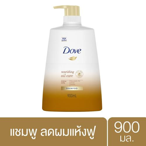 Dove Shampoo Nourishing Oil Care Gold