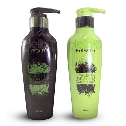 Hybeauty Vitalizing Hair & Scalp Shampoo