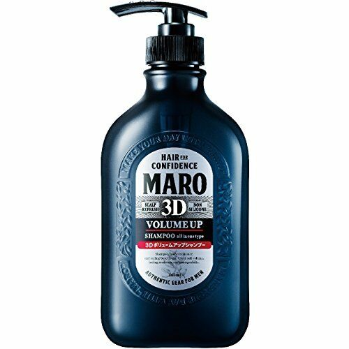 Maro 3D Volume Up Shampoo Ex