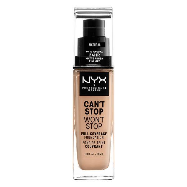 NYX Professional Makeup Cant Stop Wont Stop