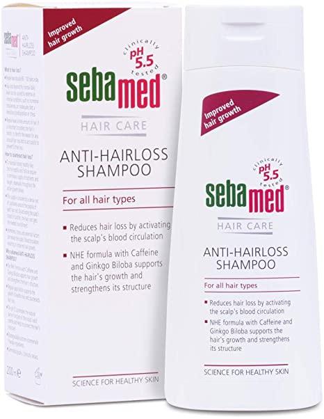 SEBAMED ANTI-HAIRLOSS SHAMPOO pH 5.5
