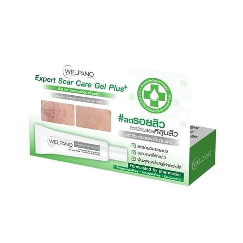 Welpano Expert Scar Care Gel Plus