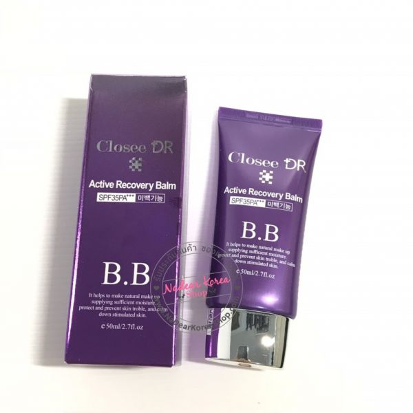 Closee Dr. Active Recovery Balm BB Cream