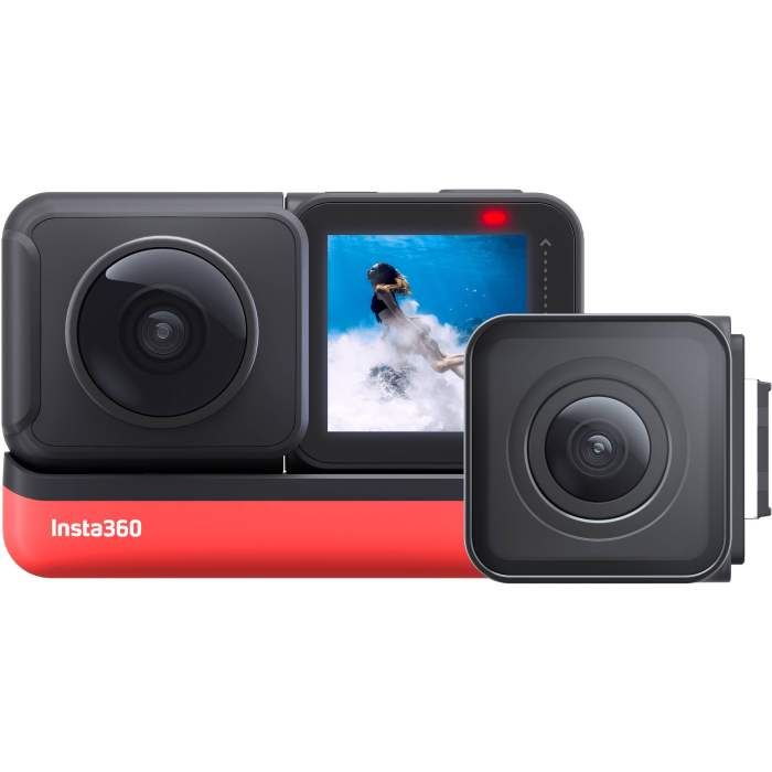 Insta360 One R Twin Edition ActionCam