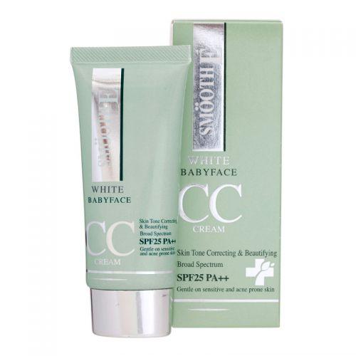 Smooth E White Baby Face CC Cream