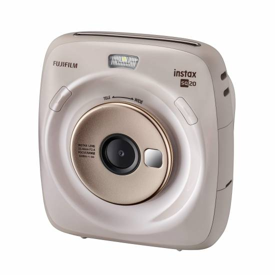 Fujifilm Instant Camera Instax SQUARE SQ20