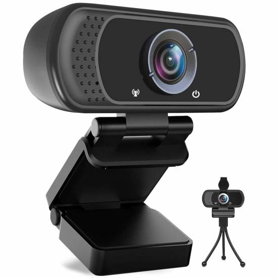 GloryStar HD Webcam 1080P