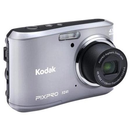 Kodak FZ41 - Silver