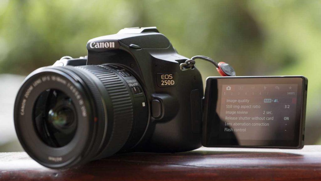 หนึ่งในกล้อง Canon ที่ดีที่สุดที่มีฉากหลังสวยงาม