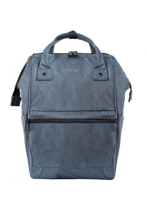 ANELLO Koten denim backpack