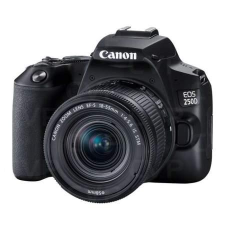 Canon EOS 250D Table