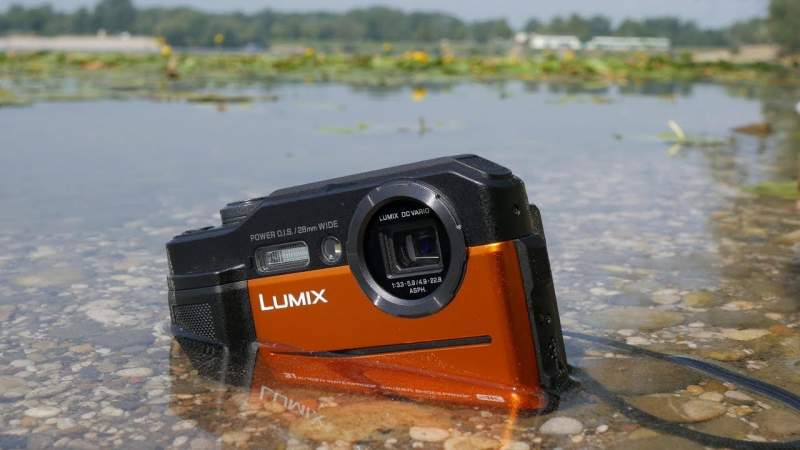 Panasonic Lumix FT7 TS7
