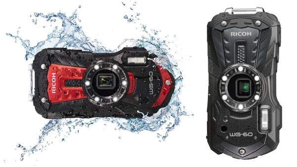 RICOH WG-60 Waterproof Camera