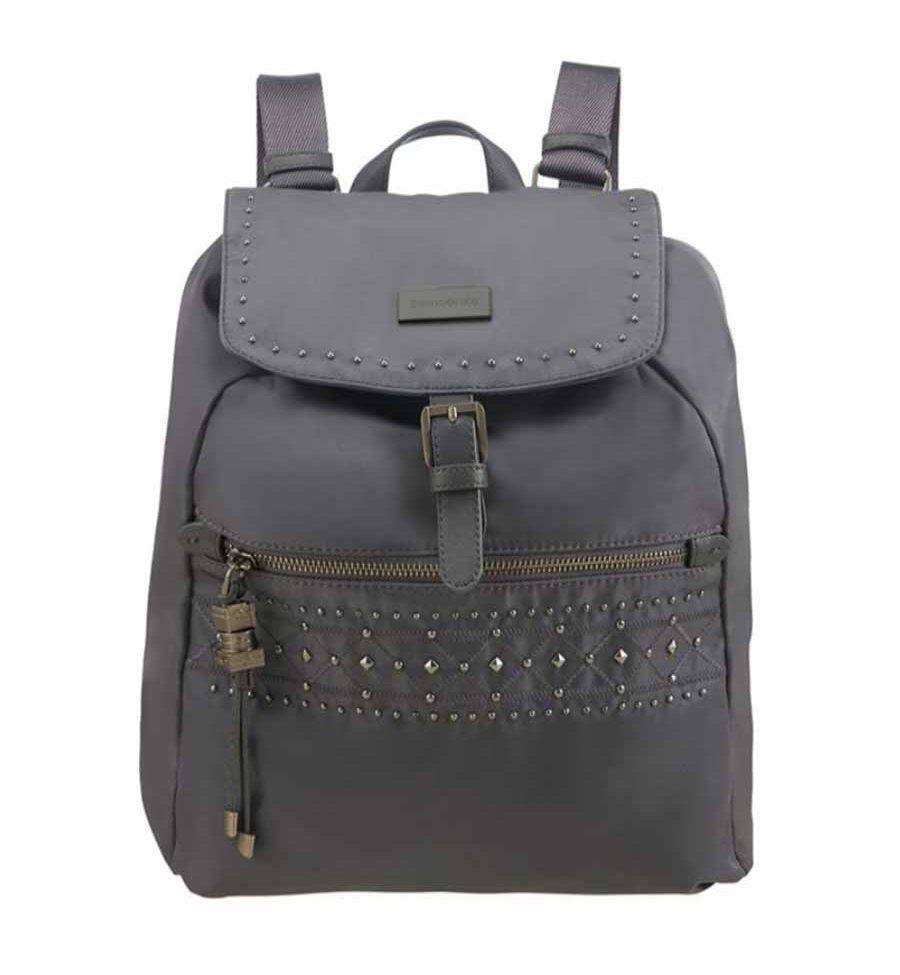 Samsonite Karissa Backpack 1 Pocket ST Grey