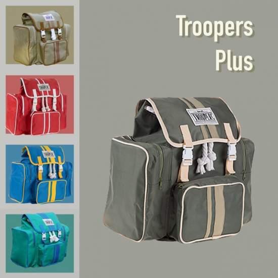 Troopers Stripe Plus กระเป๋าเป้ทรู๊ปเปอร์ รุ่นพลัส