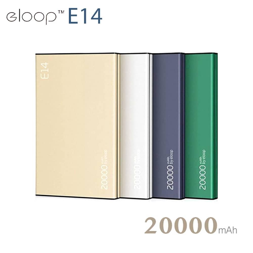 Eloop รุ่น E14 Power Bank