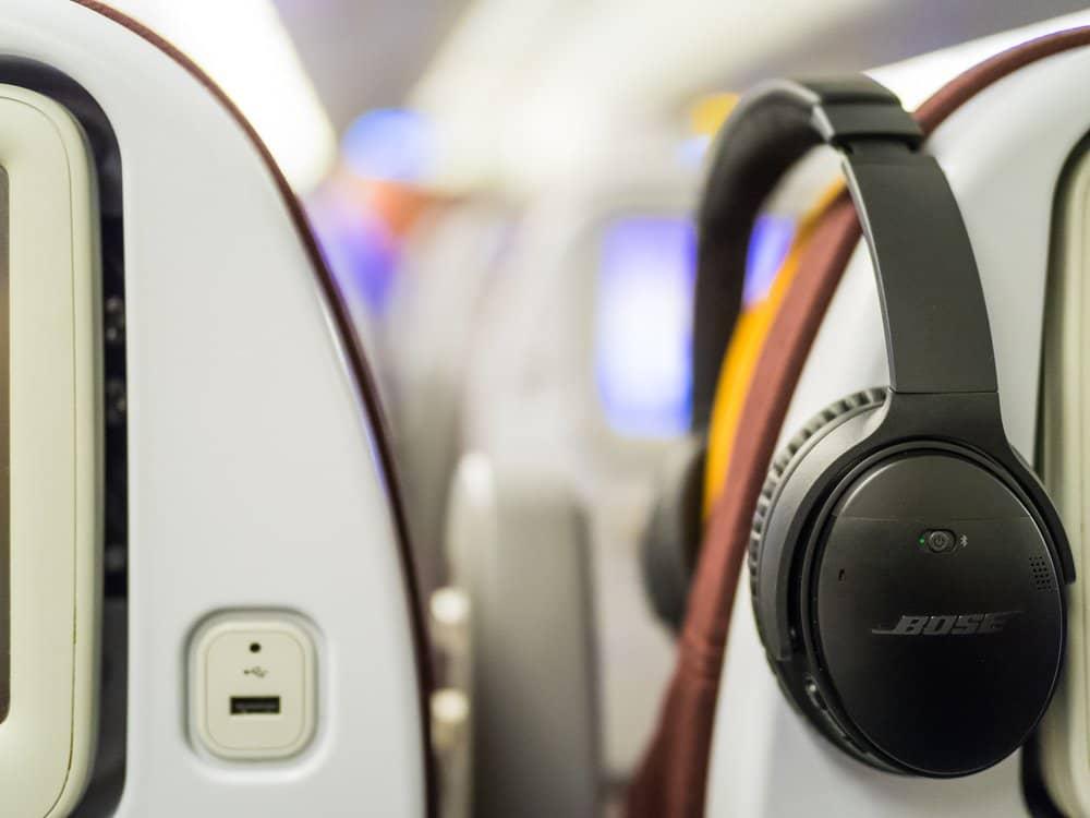 เดินทางด้วย Active Noise Cancellation