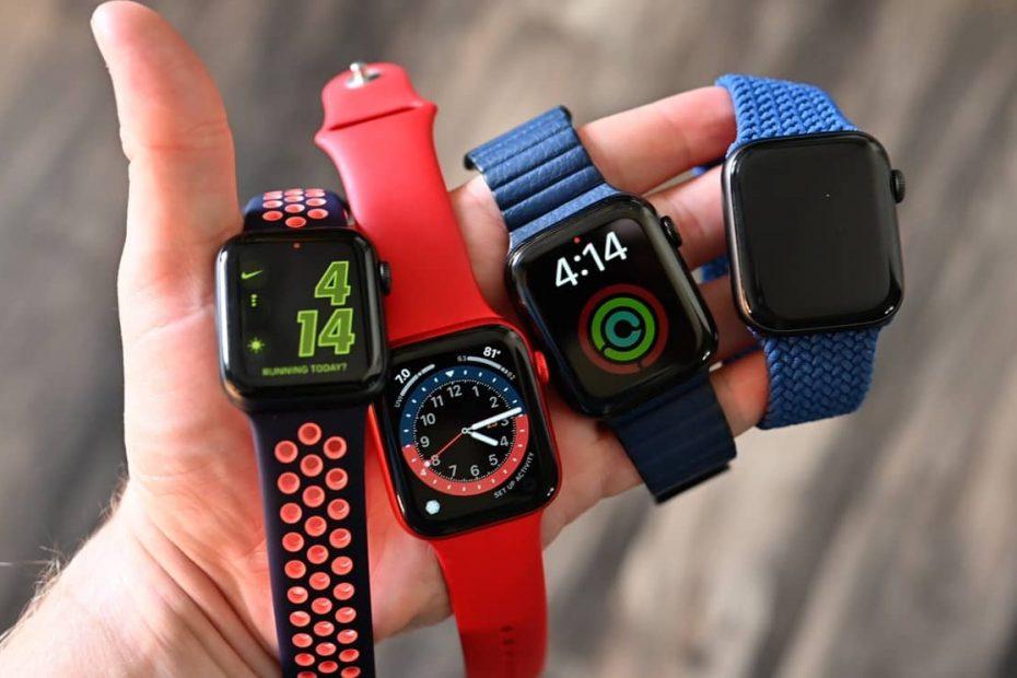 รีวิว Apple Watch รุ่นไหนดี