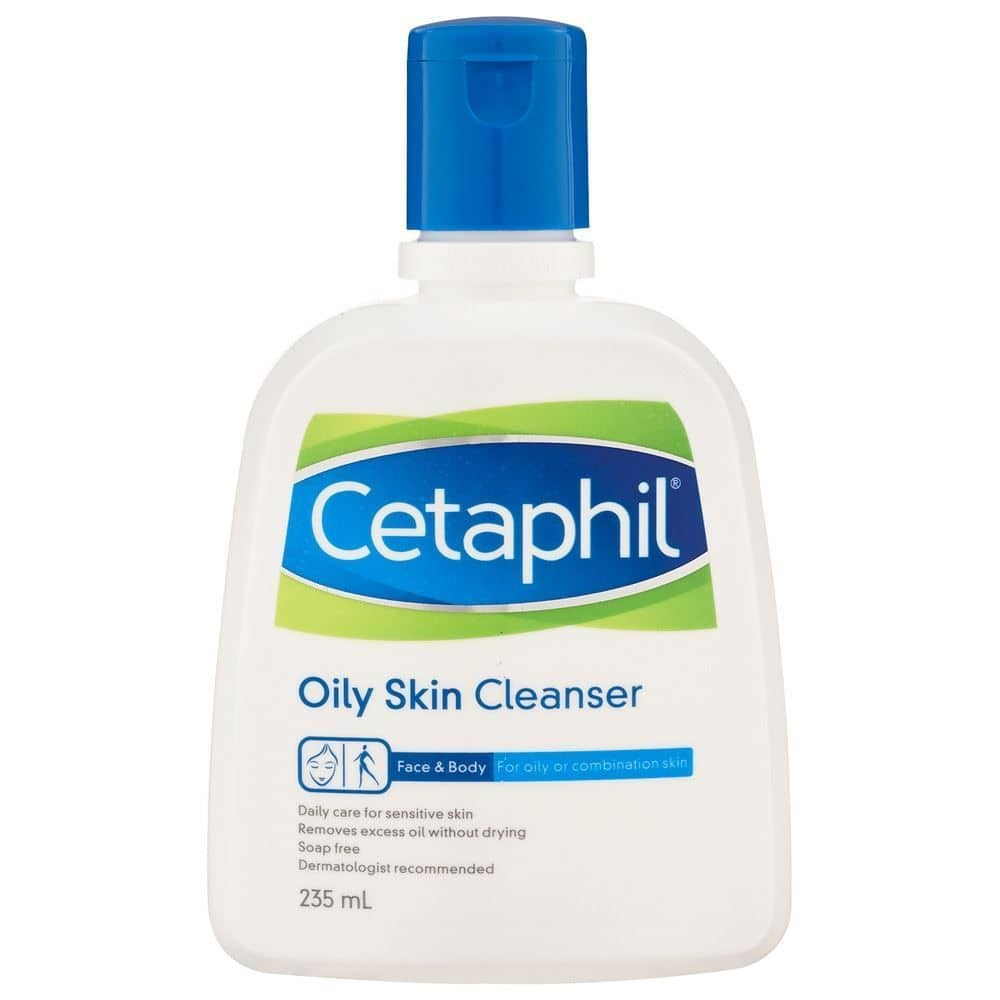 Cetaphil Gentle Oily Skin Cleanser