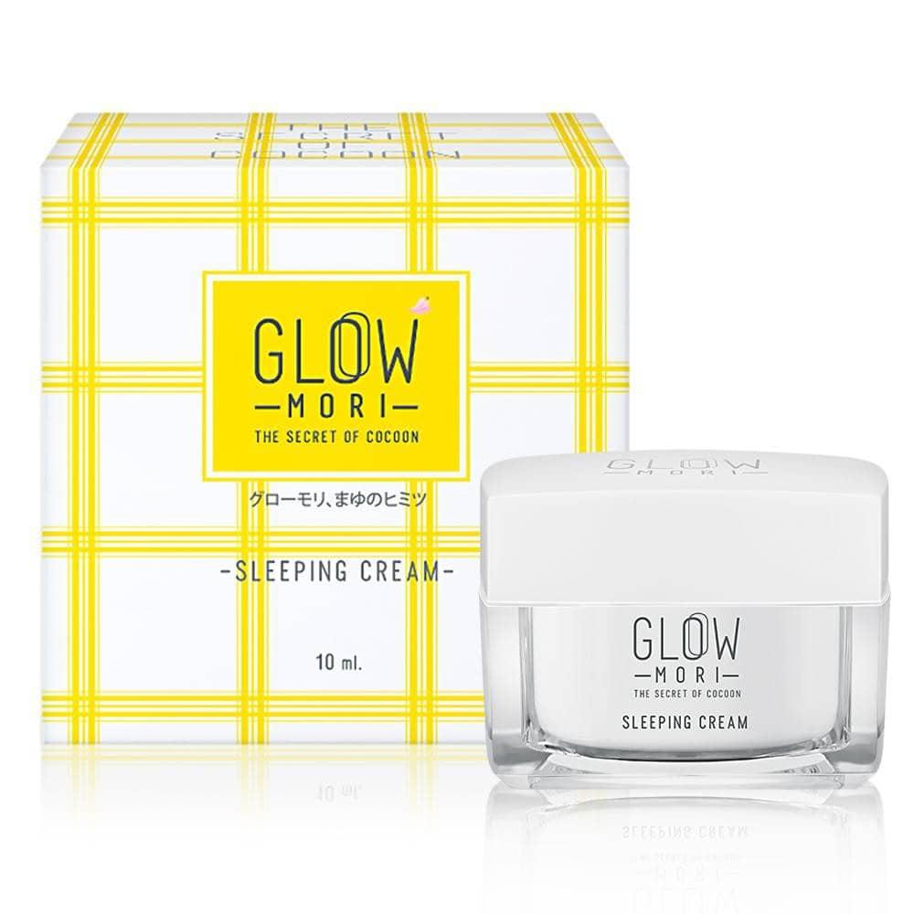 Glow Mori Sleeping Cream