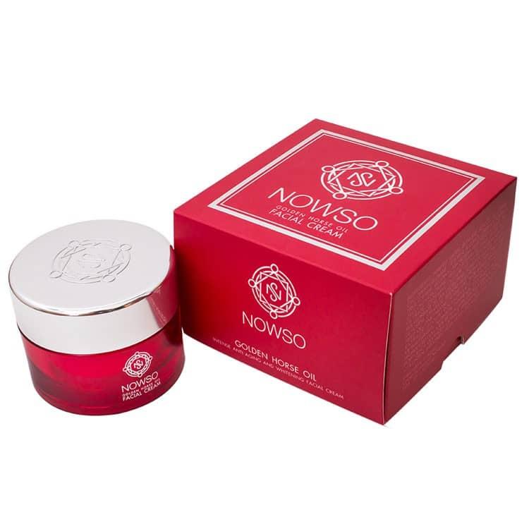 NOWSO Golden Horse Oil Cream