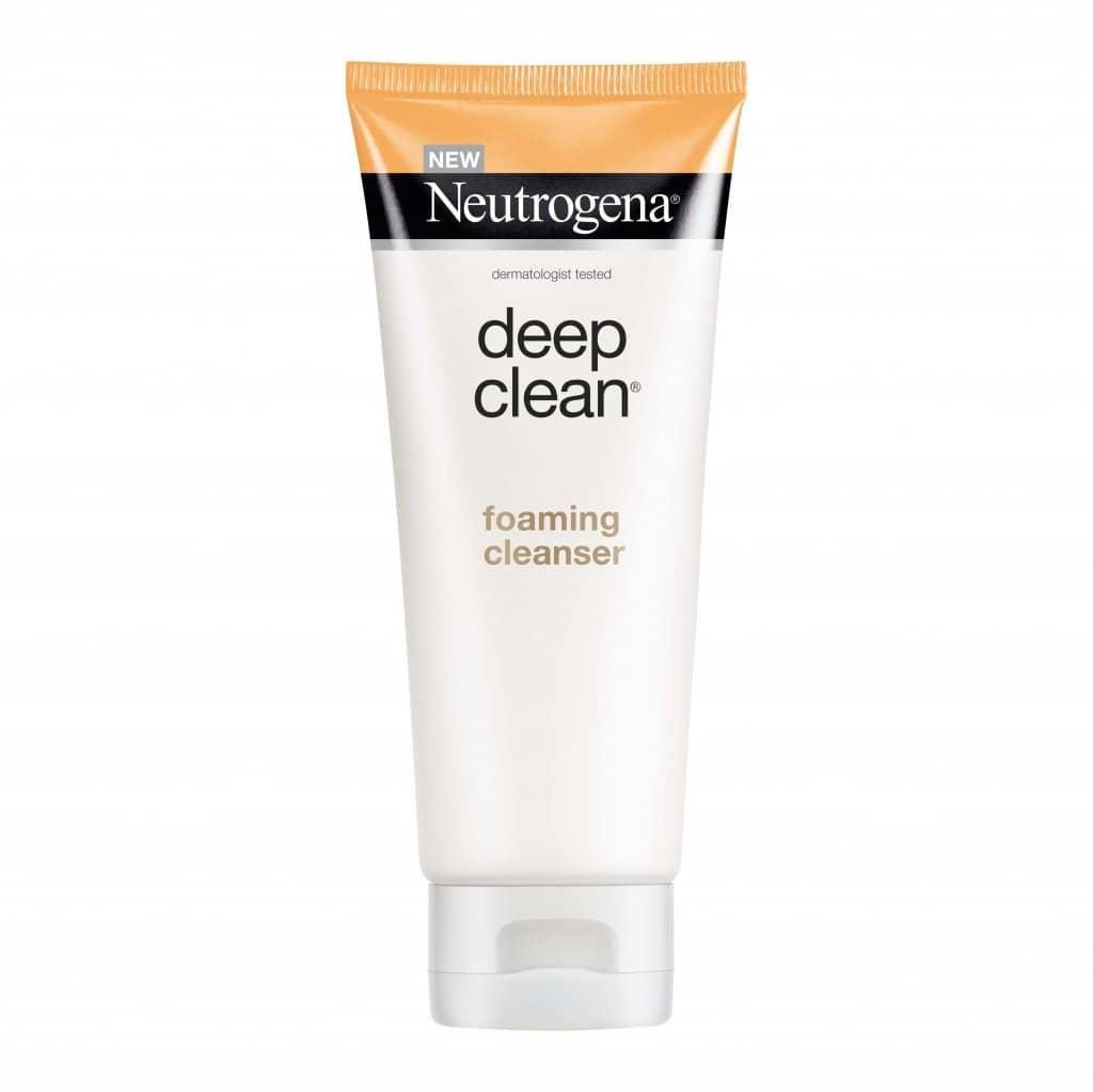 Neutrogena Deep Clean Cushion Foam