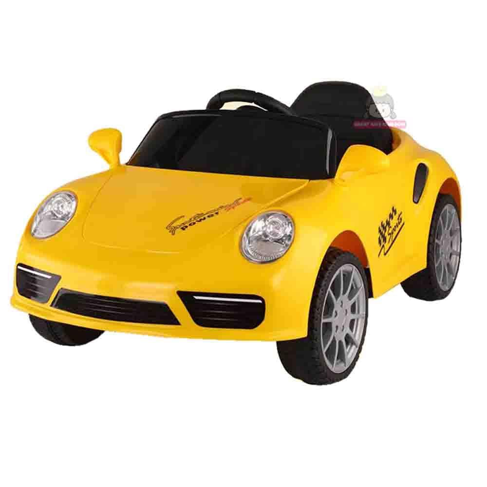 รถแบตเตอรี่ ทรง Porsche