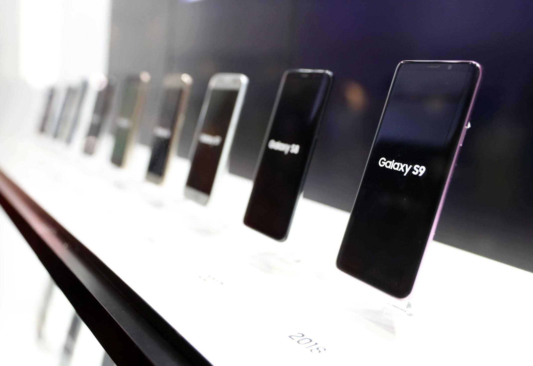 Android vs iPhone - ช่วงราคา