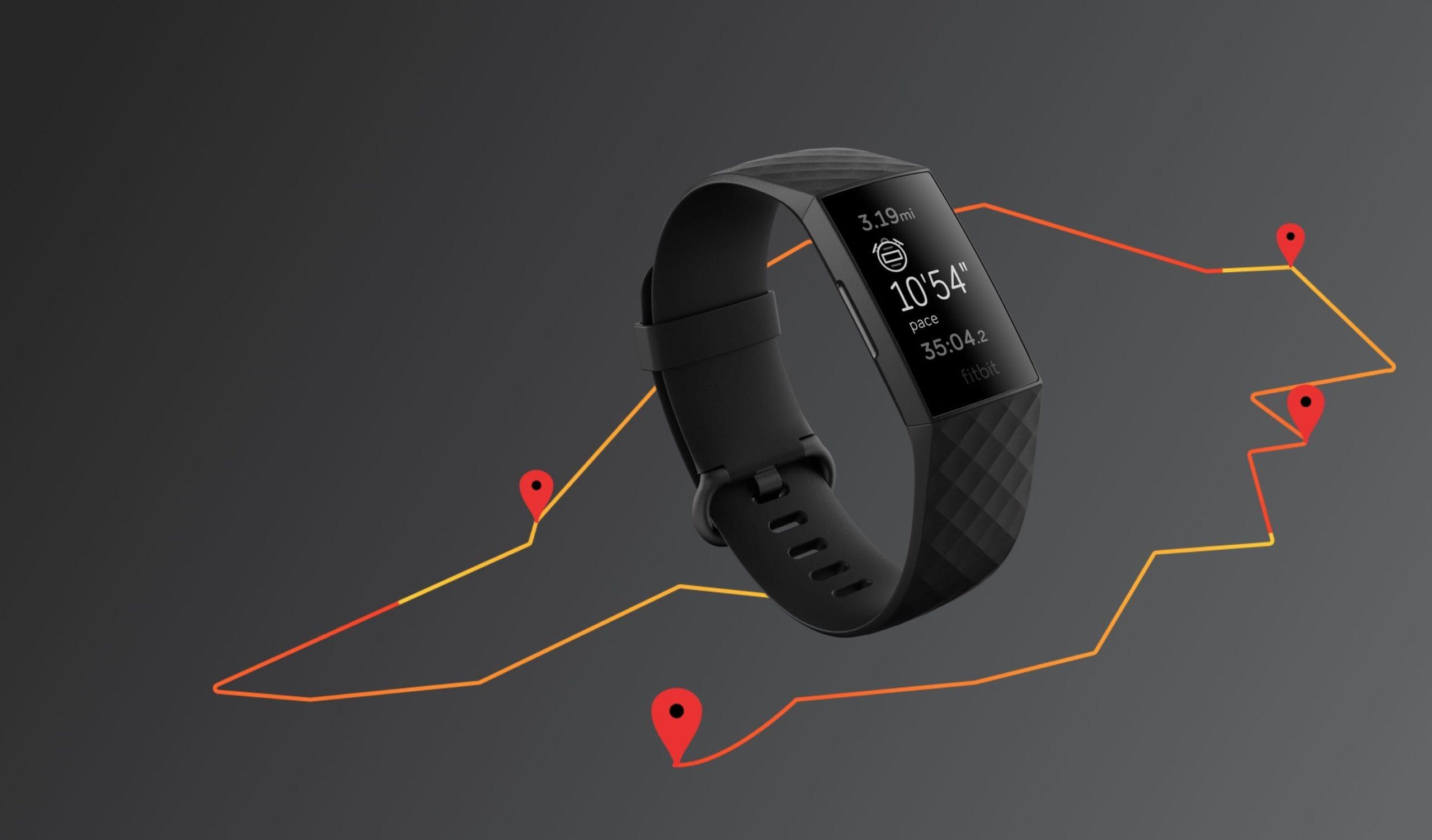 Fitbit Charge 4: ระบบ GPS สำหรับการวิ่งและการออกกำลังกาย