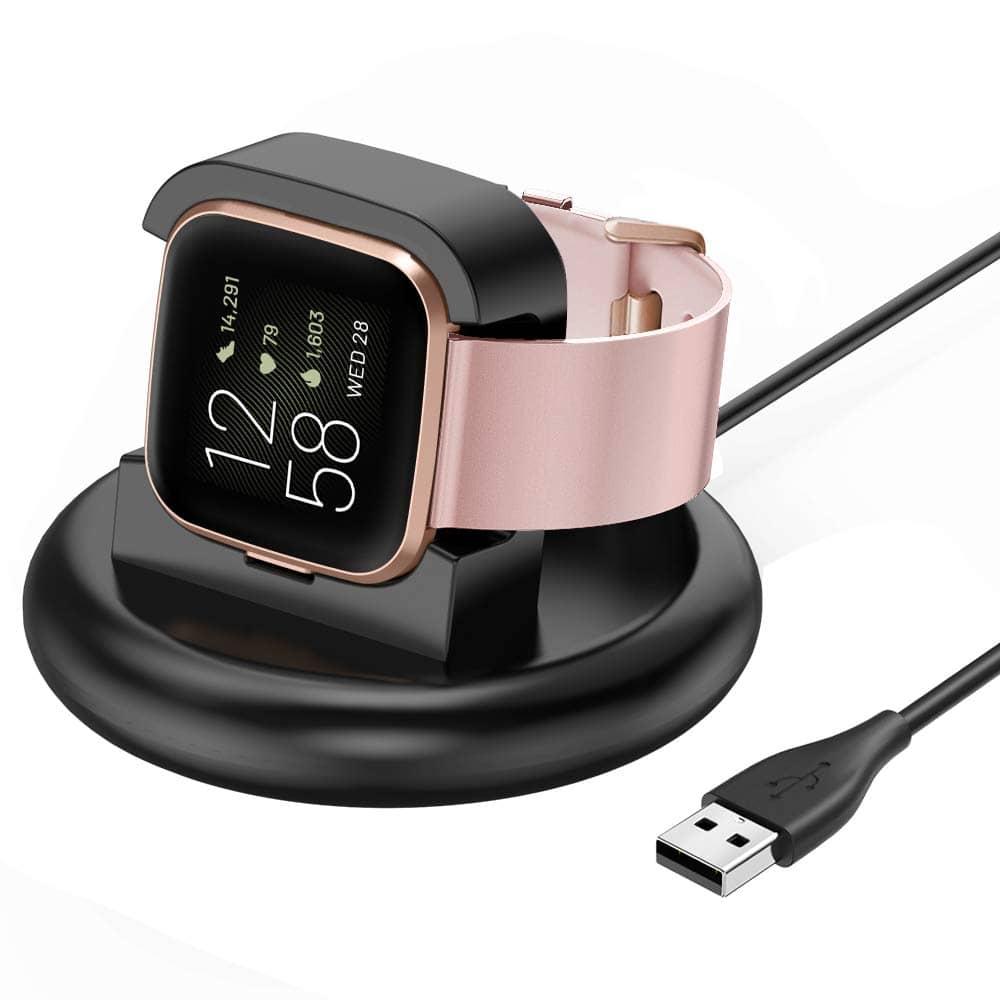 รีวิว Fitbit Versa 2: อายุการใช้งานแบตเตอรี่