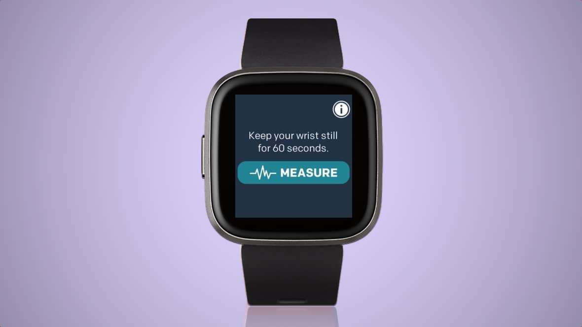 Fitbit ระบบศึกษาการทำงานของหัวใจ