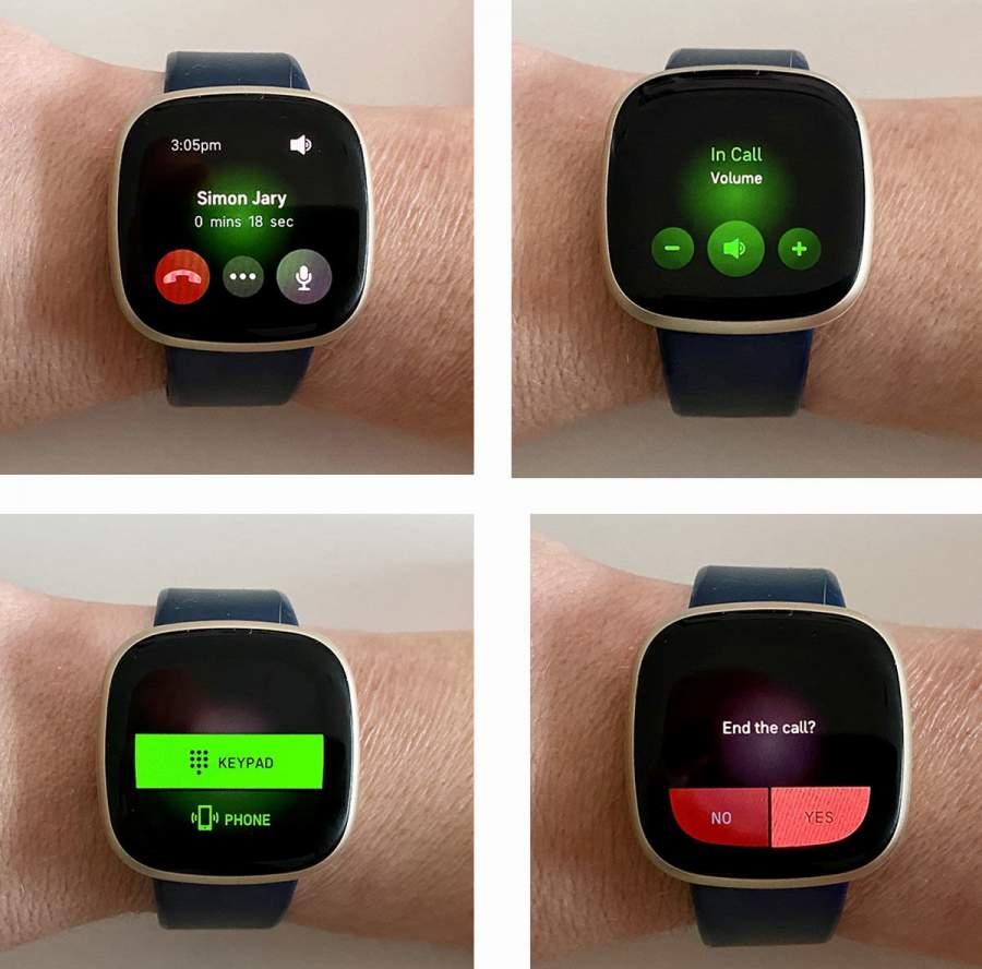 รีวิว Fitbit Versa 3: คุณสมบัติสมาร์ทวอทช์