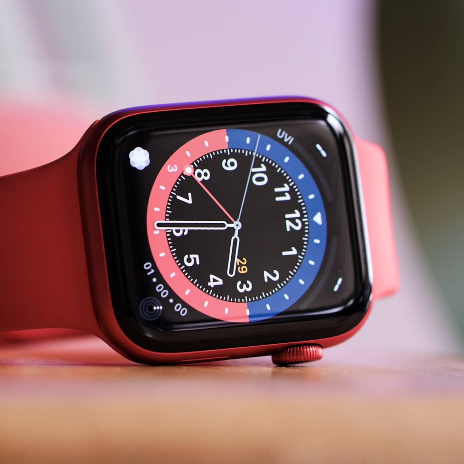 รีวิว Apple Watch 6: การออกแบบและหน้าจอที่เปิดตลอดเวลา