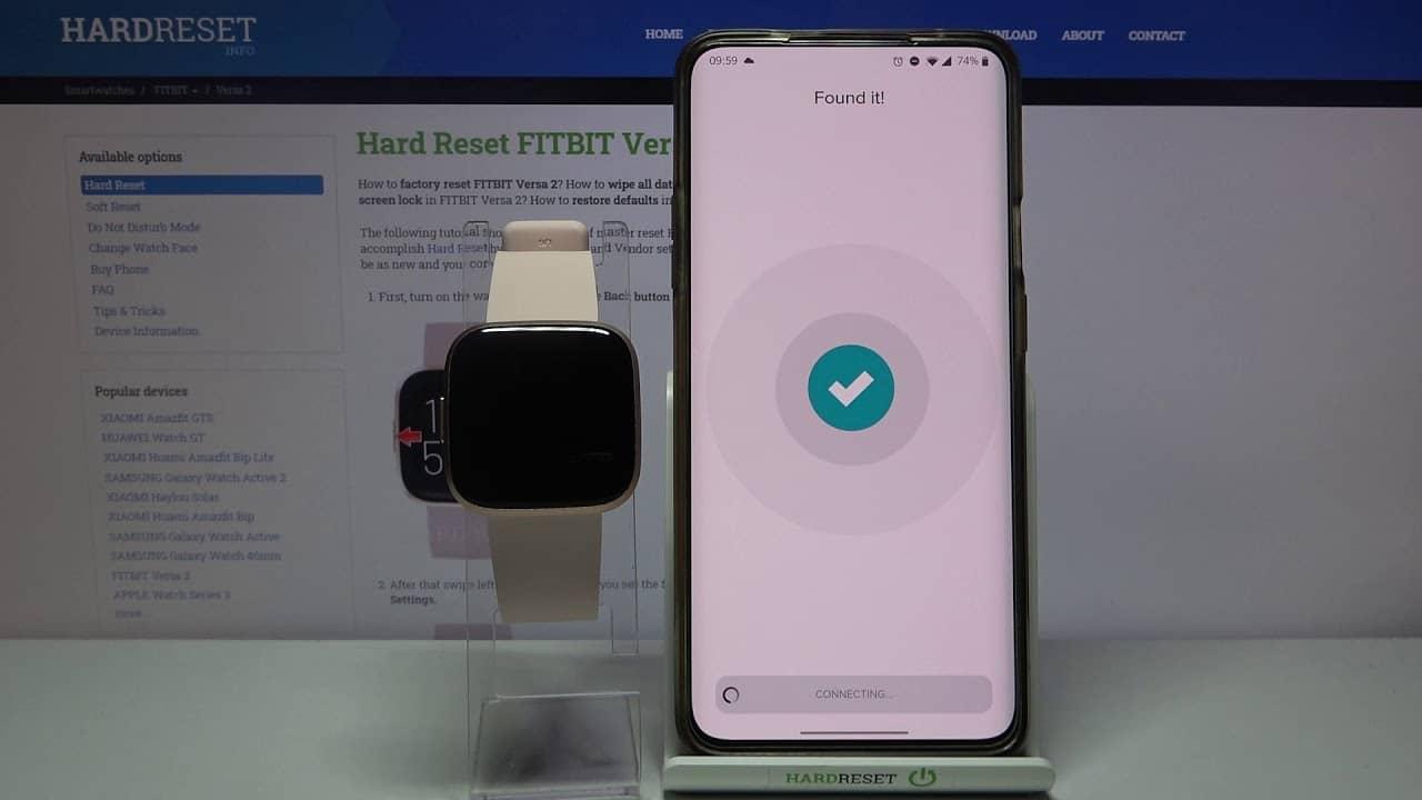รีวิว Fitbit Versa 2: คุณสมบัติแบบสมาร์ทโฟน