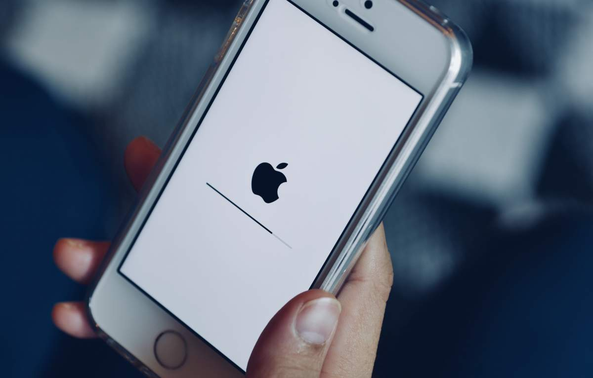 iPhone vs Android - อัปเดตซอฟต์แวร์ iphone